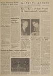 Montana Kaimin, April 10, 1963