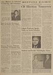 Montana Kaimin, April 24, 1963