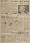 Montana Kaimin, April 26, 1963