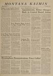 Montana Kaimin, May 9, 1963