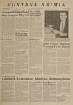Montana Kaimin, May 10, 1963