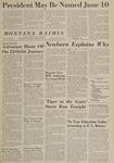 Montana Kaimin, May 15, 1963
