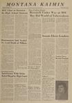 Montana Kaimin, May 21, 1963