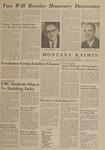 Montana Kaimin, May 22, 1963
