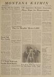 Montana Kaimin, May 23, 1963