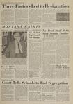 Montana Kaimin, May 28, 1963