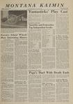 Montana Kaimin, June 4, 1963