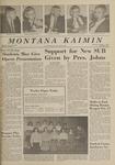 Montana Kaimin, October 3, 1963
