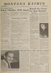 Montana Kaimin, October 11, 1963