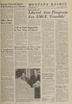 Montana Kaimin, October 15, 1963