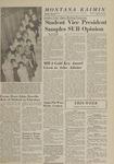 Montana Kaimin, October 22, 1963