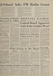 Montana Kaimin, October 23, 1963