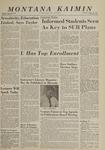 Montana Kaimin, October 24, 1963