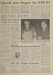 Montana Kaimin, October 25, 1963