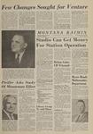 Montana Kaimin, October 30, 1963