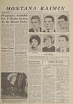 Montana Kaimin, November 5, 1963