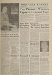 Montana Kaimin, November 6, 1963