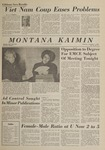 Montana Kaimin, November 7, 1963