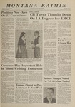 Montana Kaimin, November 8, 1963