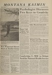 Montana Kaimin, November 20, 1963