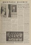 Montana Kaimin, December 3, 1963