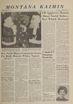 Montana Kaimin, December 12, 1963