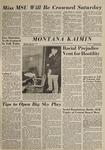 Montana Kaimin, January 9, 1964
