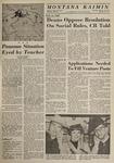 Montana Kaimin, January 16, 1964