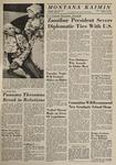 Montana Kaimin, January 17, 1964