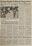Montana Kaimin, January 23, 1964