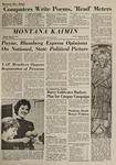 Montana Kaimin, January 31, 1964