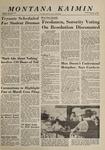 Montana Kaimin, February 5, 1964