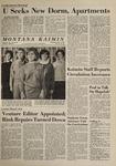 Montana Kaimin, February 6, 1964