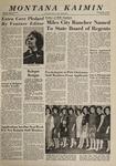 Montana Kaimin, February 7, 1964