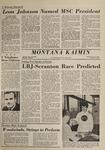 Montana Kaimin, February 11, 1964