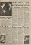 Montana Kaimin, February 18, 1964