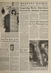 Montana Kaimin, February 21, 1964