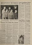 Montana Kaimin, February 25, 1964
