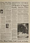 Montana Kaimin, February 27, 1964