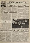Montana Kaimin, February 28, 1964
