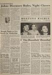 Montana Kaimin, March 5, 1964