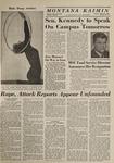 Montana Kaimin, March 10, 1964