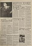 Montana Kaimin, March 12, 1964