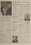 Montana Kaimin, April 3, 1964