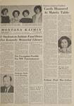 Montana Kaimin, April 7, 1964