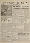 Montana Kaimin, April 8, 1964