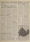 Montana Kaimin, April 9, 1964