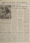 Montana Kaimin, April 14, 1964