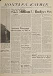 Montana Kaimin, April 15, 1964