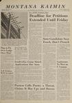 Montana Kaimin, April 16, 1964
